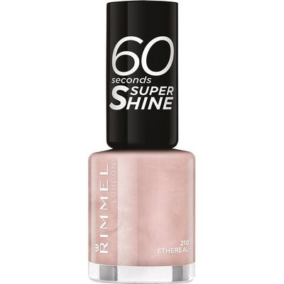 Rimmel 60 Seconds Super Shine Nail Polish Ethereal 8ml