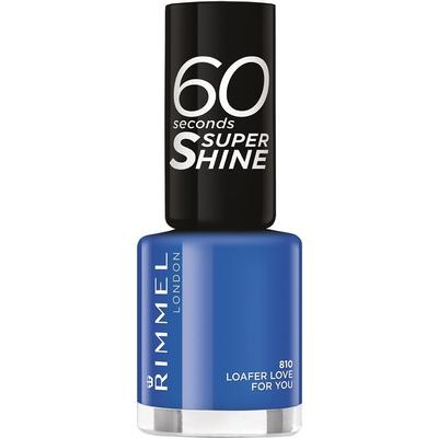 Rimmel 60 Seconds Super Shine Nail Polish Loafer Love for You 8ml