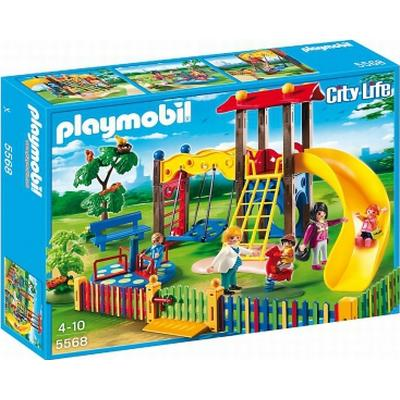 Playmobil Preschool Children's Playground 5568