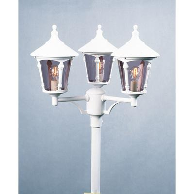 Konstsmide Virgo Triple Outdoor Pole Lighting Utomhusbelysning