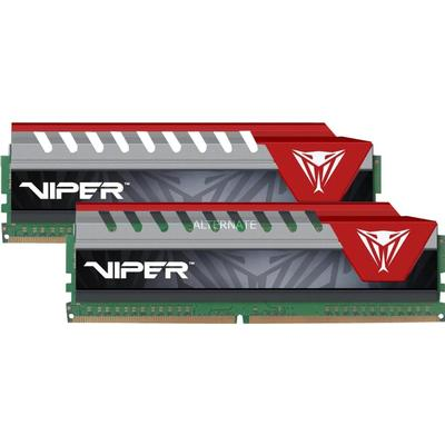 Patriot Viper Elite Series Red DDR4 2400MHz 2x4GB (PVE48G240C5KRD)