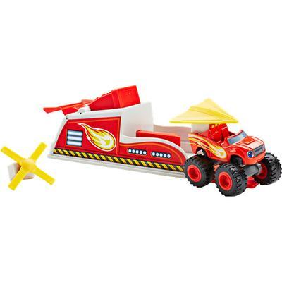 Fisher Price Blaze & the Monster Machines Blaze Turbo Launcher