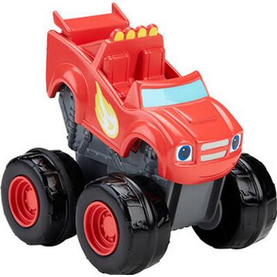 Fisher Price Blaze & the Monster Machines Slam & Go Blaze