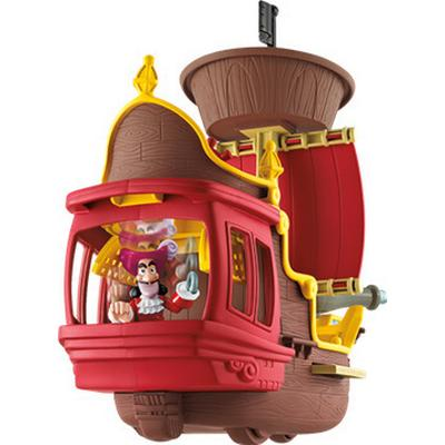 Fisher Price Jake & the Never Land Pirates Hook's Jolly Roger