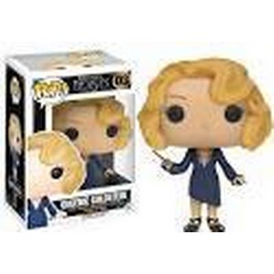 Funko Pop! Movies Fantastic Beasts & Where to Find Them Queenie Goldstein
