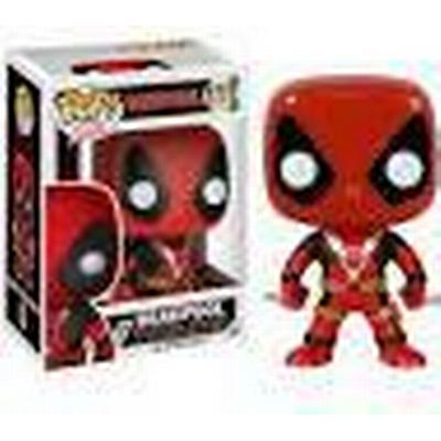 Funko Deadpool MovieTwo Swords