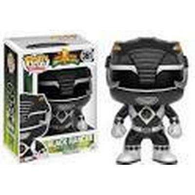 Funko Pop! TV Power Rangers Black Ranger