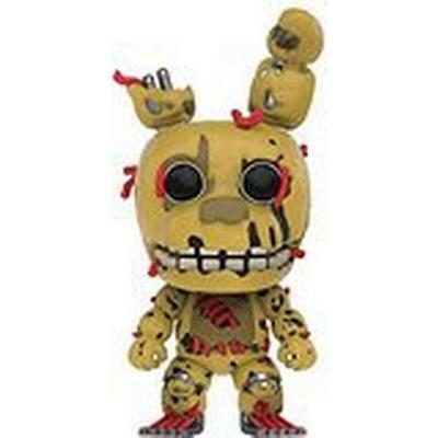 Funko Pop! Games Five Nights at Freddy's Spring Trap