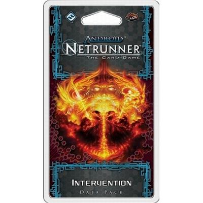 Fantasy Flight Games Android: Netrunner Intervention