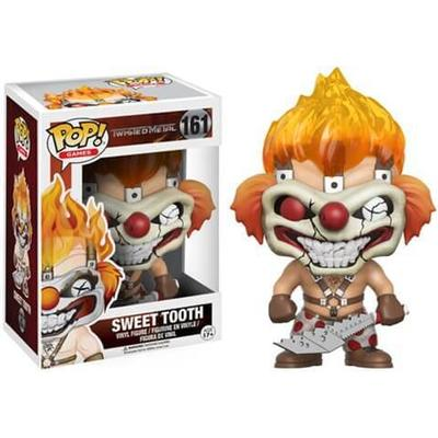 Funko Pop! Games Twisted Metal Sweet Tooth