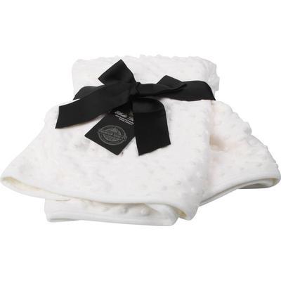 Elodie Details Pärlsammetfilt White Edition