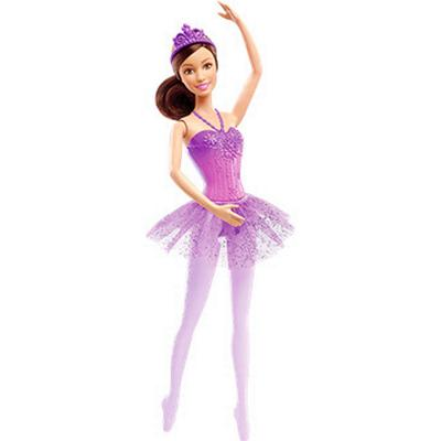 Mattel Barbie Ballerina Purple Costume