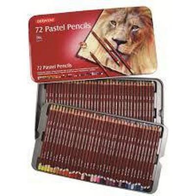 Derwent Pastel Pencils Tin of 72