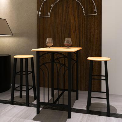vidaXL 240095 Bar Set Barstol
