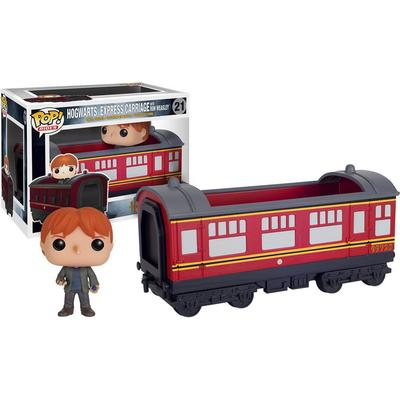 Funko Pop! Rides Hogwarts Express Traincar with Ron Weasley