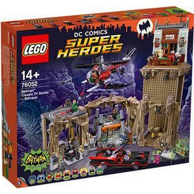 Lego Super Heroes DC Comics Batman Classic TV Series Batcave 76052