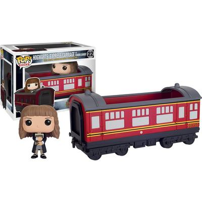 Funko Pop! Rides Hogwarts Express Traincar with Hermione Granger