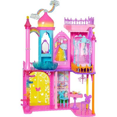 Mattel Barbie Rainbow Cove Princess Castle