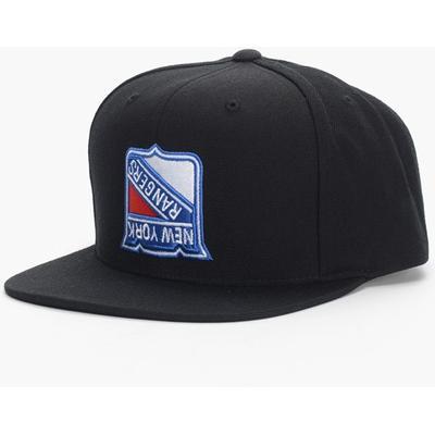 Mitchell & Ness New York Rangers Upside Down Snapback