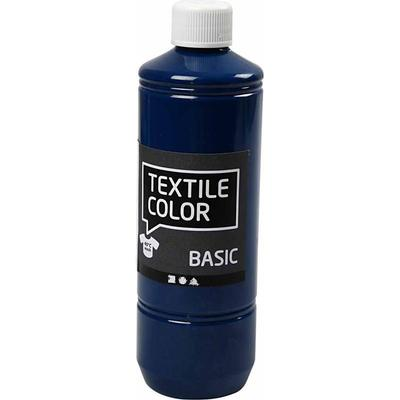 Textile Color Paint Turquoise Blue 500ml