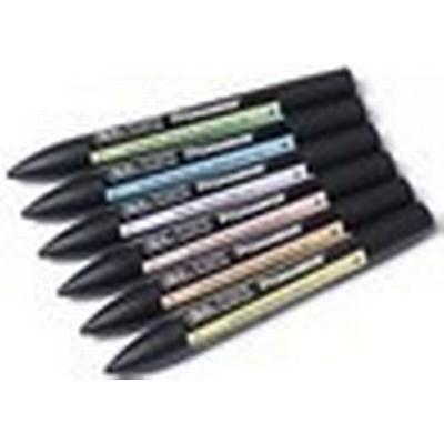 Winsor & Newton ProMarker 6 Pastel Tones