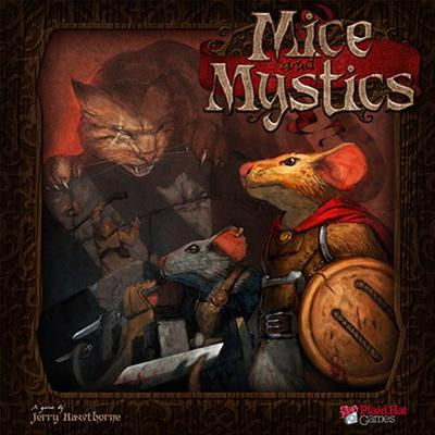 Plaid Hat Games Mice & Mystics (Engelska)