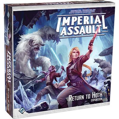 Fantasy Flight Games Star Wars: Imperial Assault – Return to Hoth (Engelska)