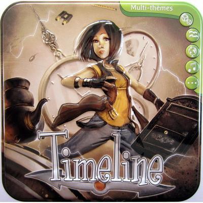 Asmodee Timeline: General Interest