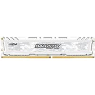 Crucial Ballistix Sport LT White DDR4 2666MHz 4GB (BLS4G4D26BFSC)