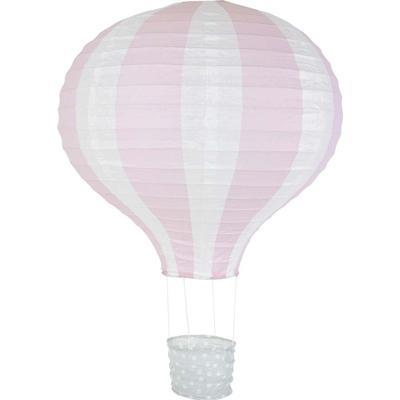Jabadabado Chinese Lantern Balloon Light Pink 40cm Speciallampa