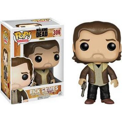 Funko Pop! TV The Walking Dead Rick Grimes Season 5