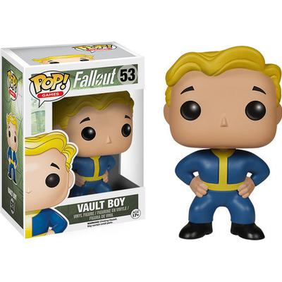 Funko Pop! Games Fallout Vault Boy