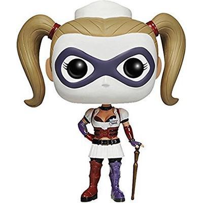 Funko Pop! Heroes Arkham Asylum Nurse Harley Quinn
