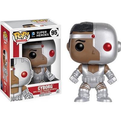 Funko Pop! Heroes Cyborg