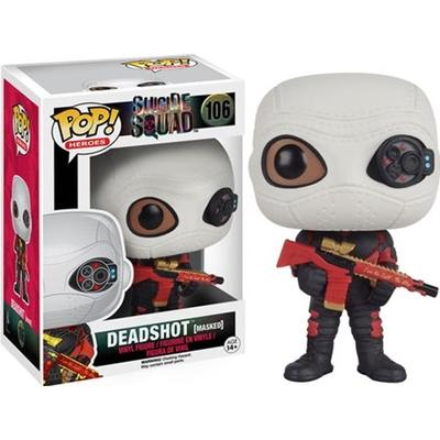 Funko Pop! Heroes Suicide Squad Deadshot Masked