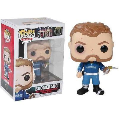 Funko Pop! Heroes Suicide Squad Boomerang