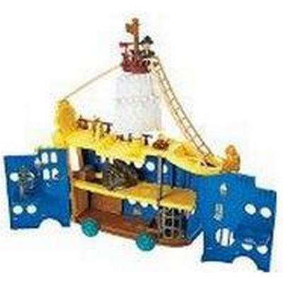Fisher Price Disney Jake & the Nimmerland Pirates Magnus Colossus
