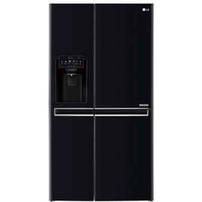 LG Electronics GSJ760WBXV Svart