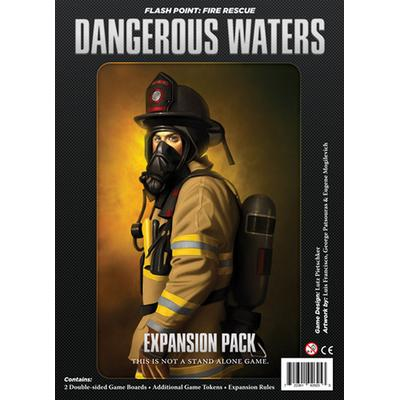 Indie Boards and Cards Flash Point: Fire Rescue Dangerous Waters