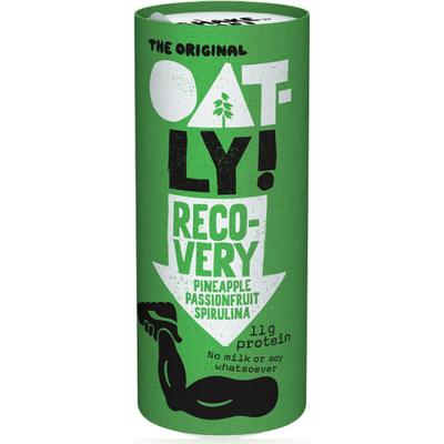 Oatly Recovery Pineapple Passion fruit & Spirulina