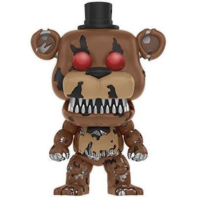 Funko Pop! Games Five Nights at Freddy's Nightmare Freddy
