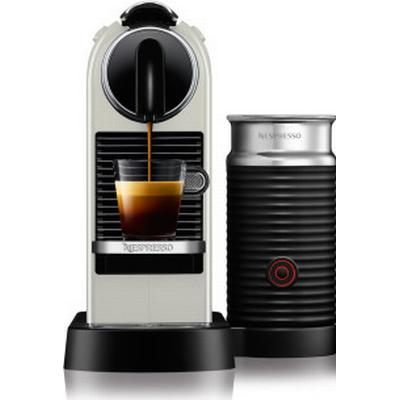 Nespresso Citiz&Milk C122