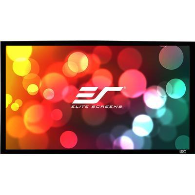 """Elite Screens ER100WH1 16:9 100"""" Ramspänd"""