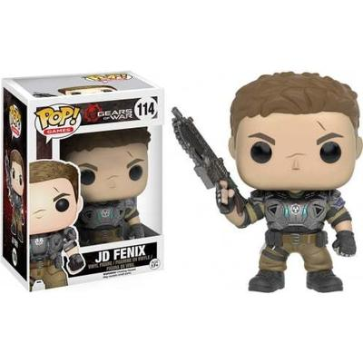 Funko Pop! Games Gears of War JD Fenix