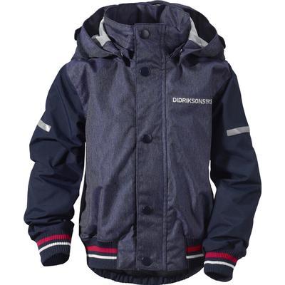 Didriksons Googana Kid's Jacket - Navy (161500786039)