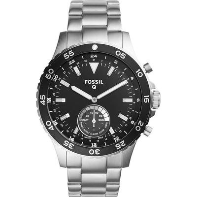 Fossil Q Crewmaster Hybrid Stainless Steel