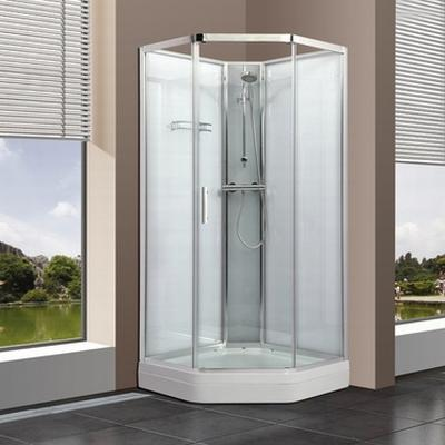 Bathlife Ideal Elegant Duschkabin 900x900mm