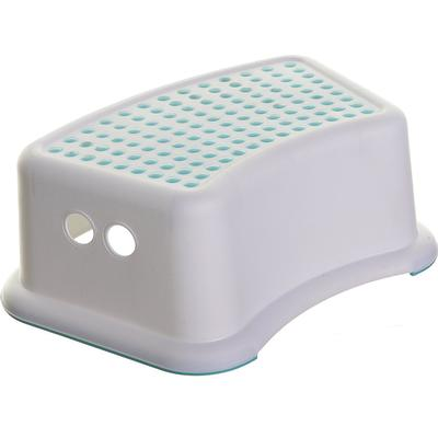 DreamBaby Step Stool Dots Aqua