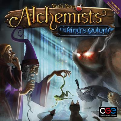 Czech Games Edition Alchemists: The King's Golem