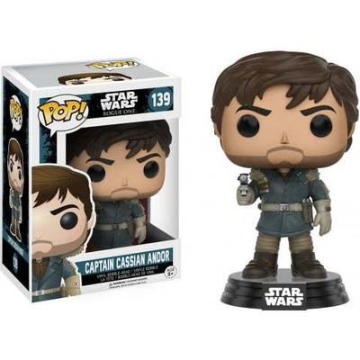 Funko Pop! Star Wars Rogue One Captain Cassian Andor
